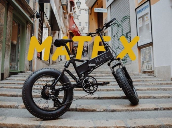 MATE X bike