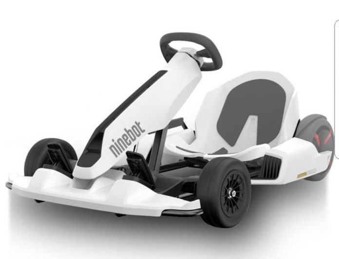 The coolest Electric Gokart ever