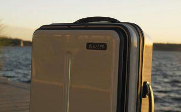 Smart Joystick controlled suitcase