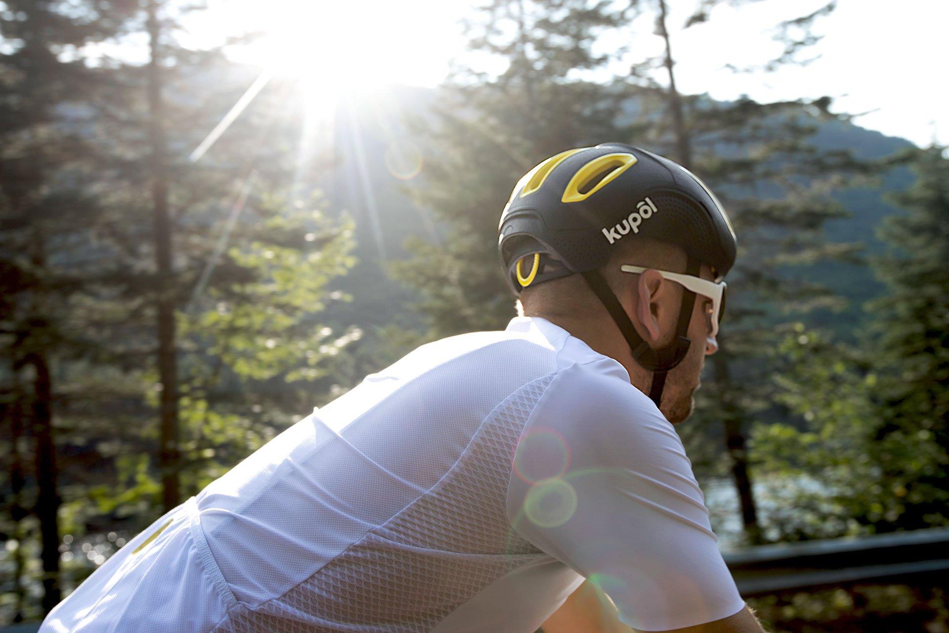 3D printed Kupol helmet is the future of head protection