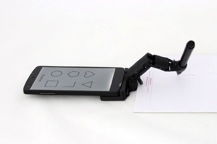 MobiLimb: a small 5-DOF serial robotic manipulator
