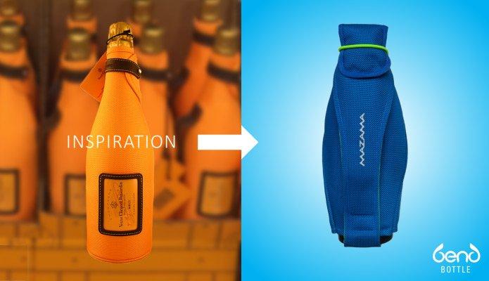 Bend-Bottle Inspiration