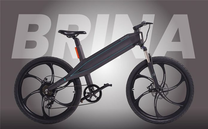 Brina 2 Hypersmart e-bike