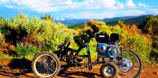 Comanche E-bike
