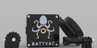 Mini Batt Vac