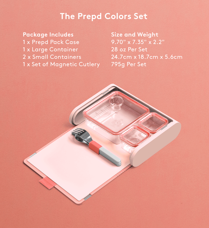 Prepd Colors Set