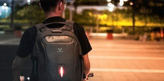 RoySmart Backpack
