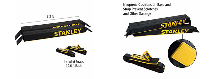 Stanley S 3 In 1 Solution To Haul Bulky Objects In Car