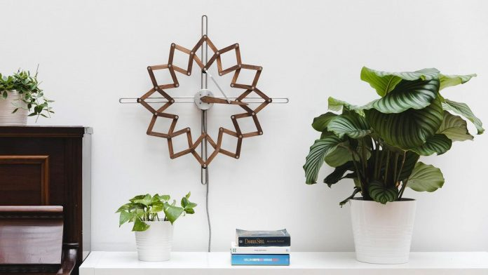 Solstice, the Kinetic Clock