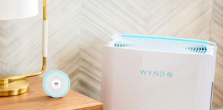 Wynd Halo and Home Purifier