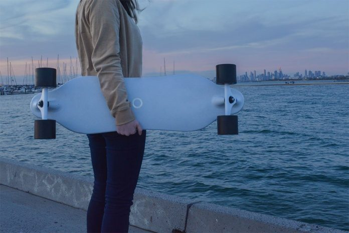 ZenBoard: The electric skateboard, reinvented
