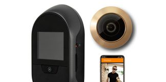 Brinno Duo: Smart Peephole Home Security Camera
