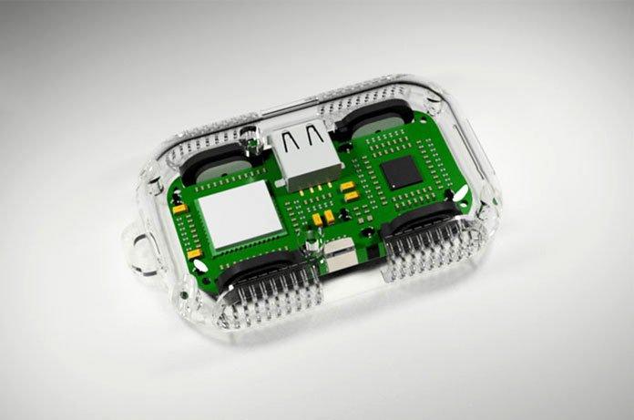Celtrix hardware design