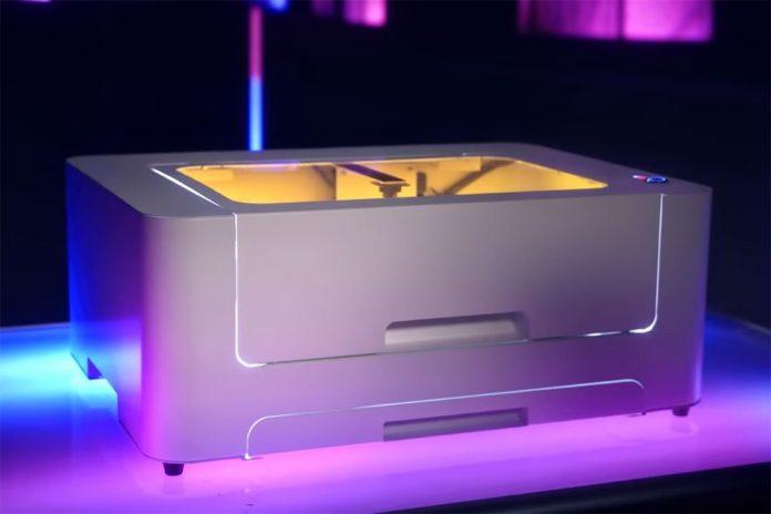 Etcher Laser