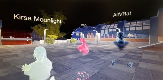 Somnium Space: The virtual Reality World