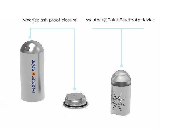 weatheratpoint ble device