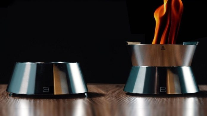Ember: Pocket stove