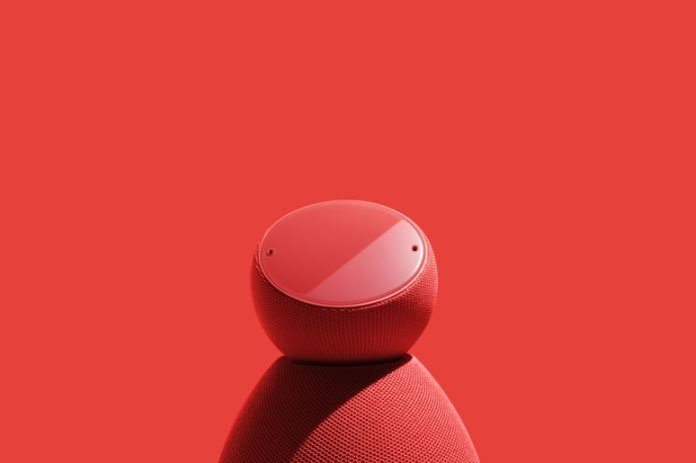 Lily smart speaker