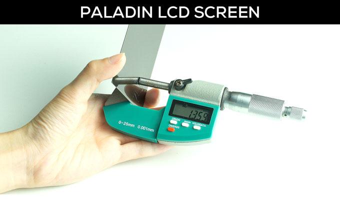 Paladin LCD Screen