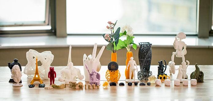 Paladin SLA 3D Prints
