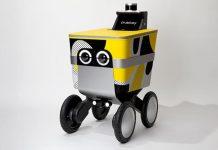 Serve Delivery Robot