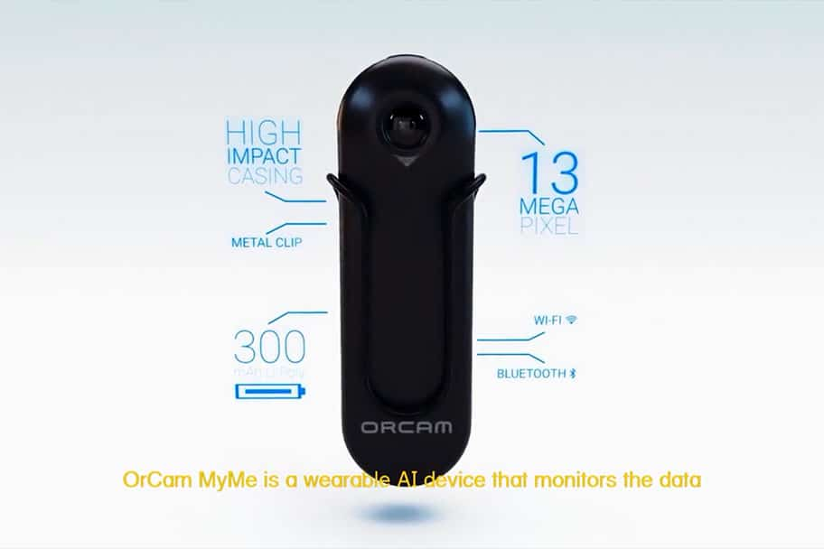 OrCam MyMe Features