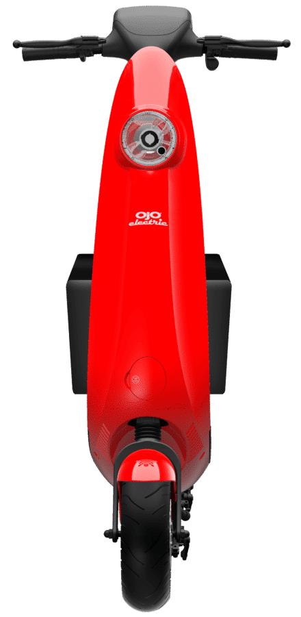 OjO E-bike Front View