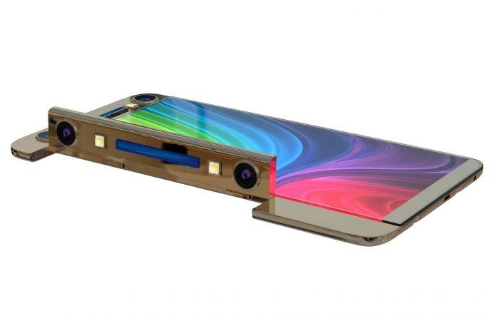 Tier3D Smartphone