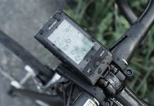 Improve riding efficiency with a bike Computer with 96 Hours GPS Tracking