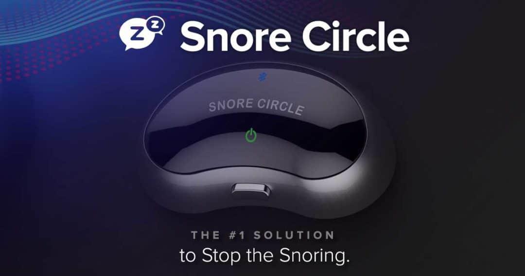 Snore Circle Smart Electronic Muscle Stimulator
