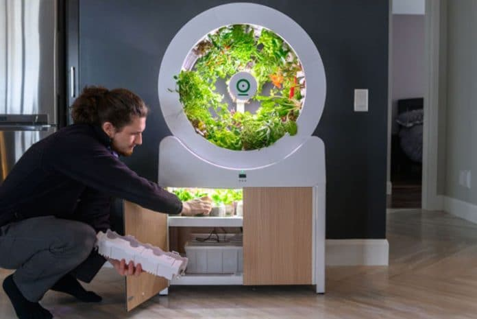 OGarden Smart: The perfect indoor gardening system
