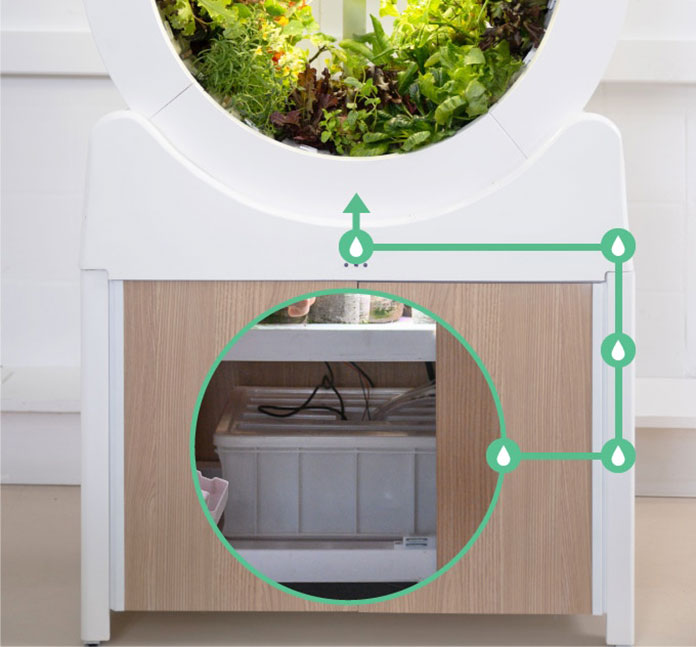 OGarden: automatic watering system