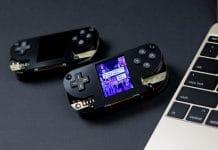 PYXA: DIY game console