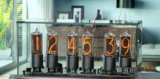 ZIN18-the new Nixie Tube & clocks