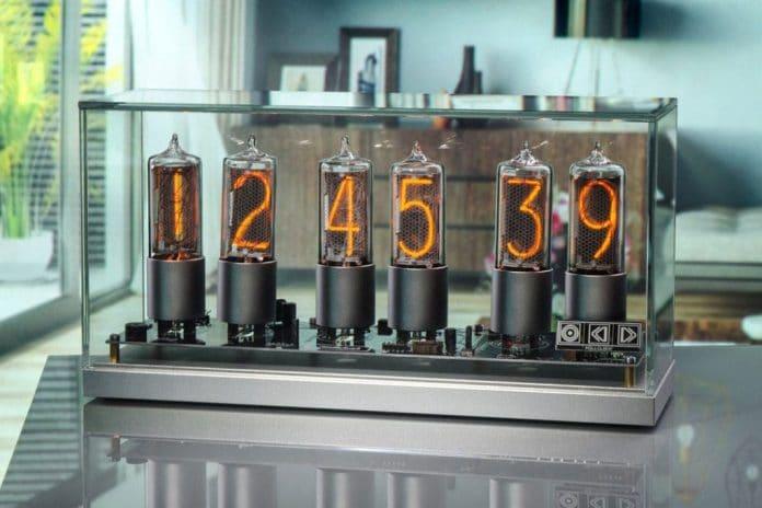 ZIN18-the new Nixie Tube & clocks