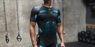 Balanx: whole body EMS training suit