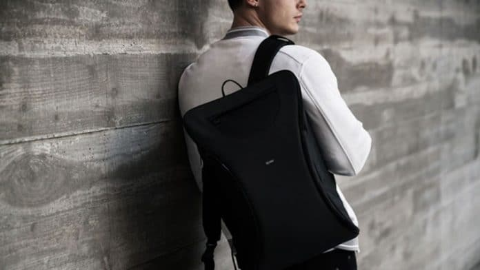 The Blackknife M-1 Backpack