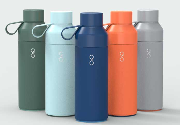The Ocean Bottle colors