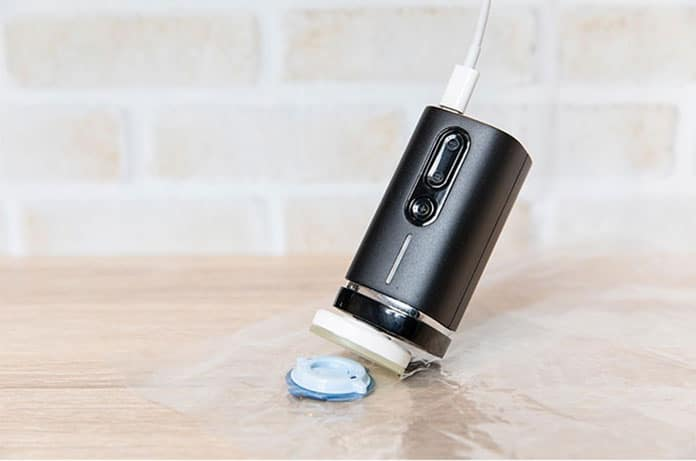 Pacum: most powerful, multi-functional, handheld vacuum