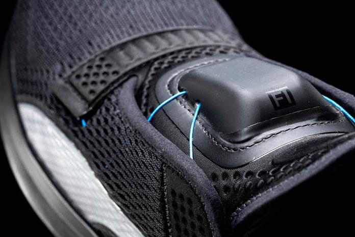 PUMA® INTRODUCES SELF-LACING TRAINING SHOE FIT INTELLIGENCE