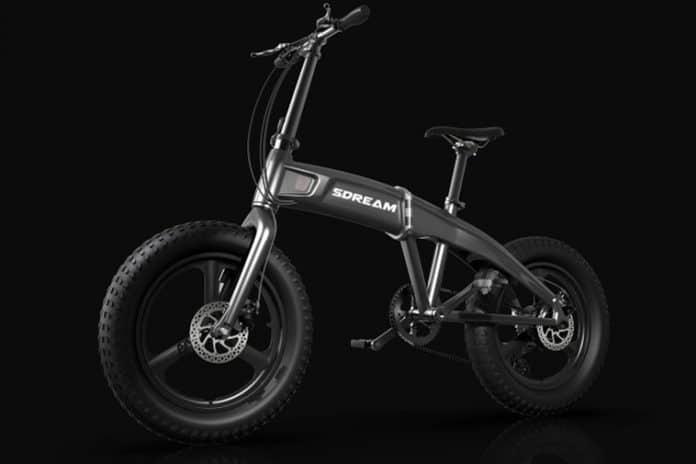 SDREAM: All-terrain folding e-Bike