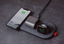 SliceCharge Pro: wireless charging mat
