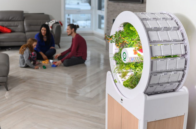 OGarden Smart: The perfect indoor gardening system