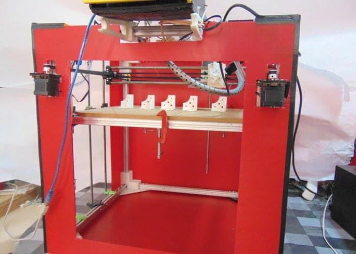 Xcustom3D: 3D printer and CNC machine