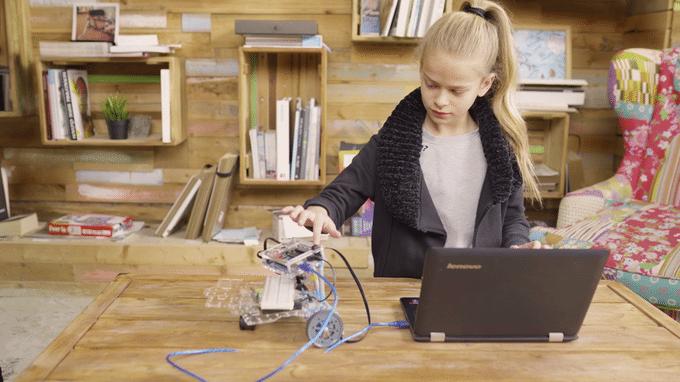 Easy to learn Robotics