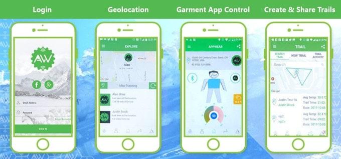 AppWEAR App