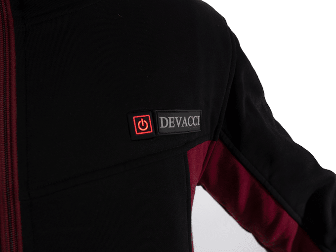 Devacci Hoodie: Power Button