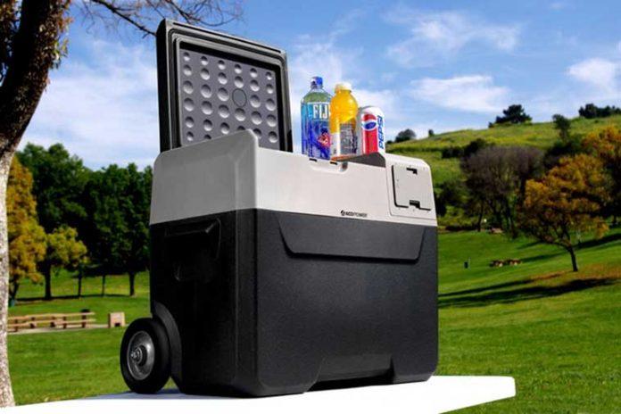 LiONCooler: The World's Smartest Portable Solar Freezer