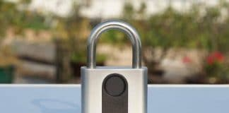 Pure Fingerprint Padlock: G40F