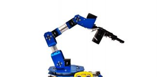 PiArm: The Raspberry Pi based DIY Robotic Arm